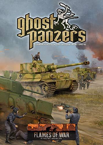 Panzer German War (Flames of War: Mid War: German: Ghost Panzers Book (FW251))