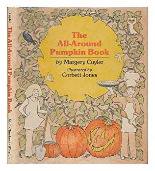 book cover of The All-around Pumpkin Book