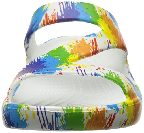 DAWGS Womens Arch Support Loudmouth Z Sandals Drop Cloth 09ZeQ4z1e