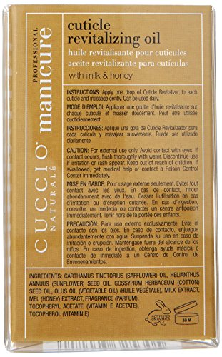 Review Cuccio Revitalize Cuticle Oil,
