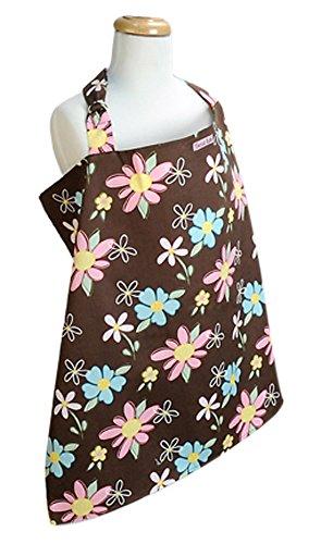 (Trend-Lab Nursing Cover - Blossoms)