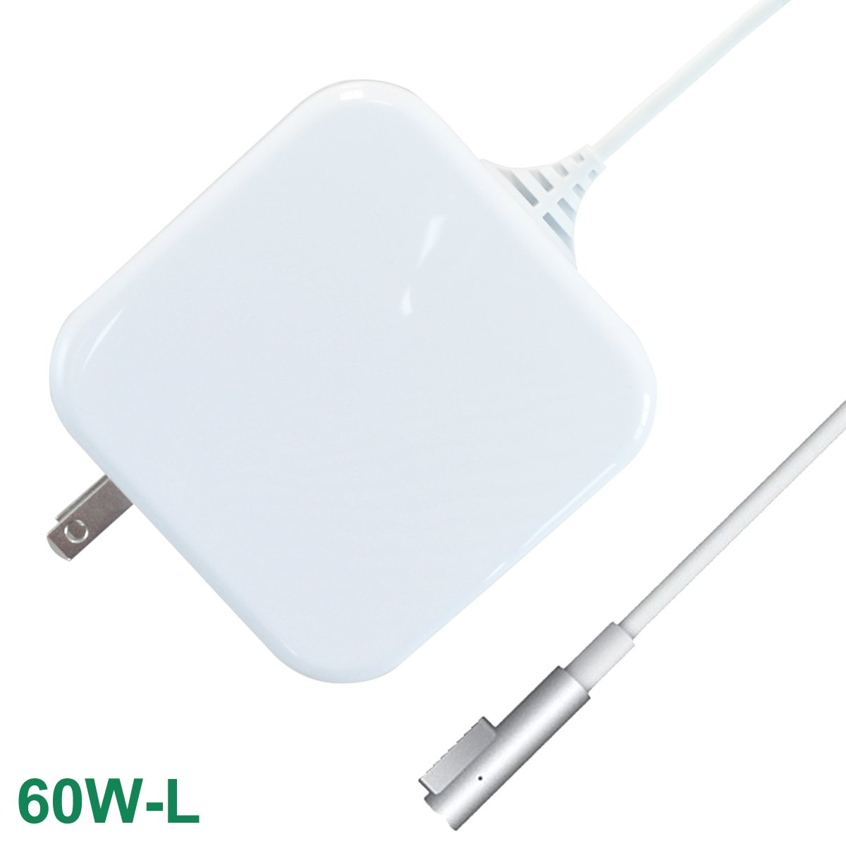 GAID Mac Charger Replacement for MacBook Pro Charger 60W Magsafe1 Power Adapter, Compatible With MacBook Pro 13 inch (2009-Mid 2012) by GAID