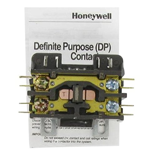 51RZ533gpUL honeywell dp1030a5014 deluxe definite purpose contactor, 24 vac 1 mars 780 contactor wiring diagram at gsmx.co