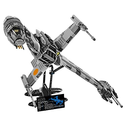 LEGO Dailego Star Wars B-Wing Fighter 10227: Toys & Games