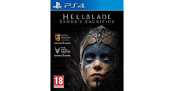 Hellblade: Senuas Sacrifice - PlayStation 4 [Importación inglesa]: Amazon.es: Videojuegos