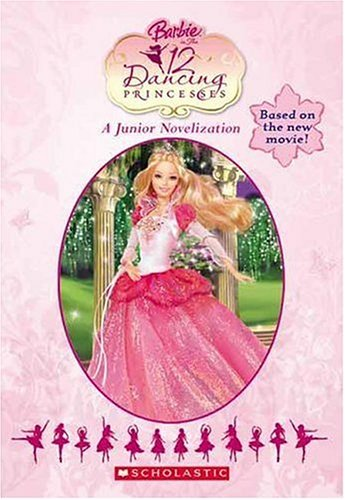 Barbie In The 12 Dancing Princesses Junior Novelization