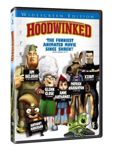hoodwinked 2 dvd - 2