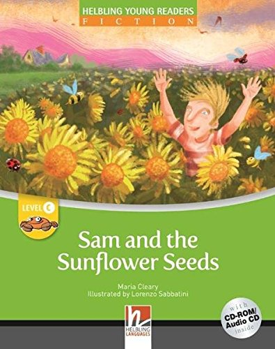 Download Sam and the Sunflower Seed - Young Reader Level C with AudioCD ebook