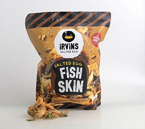 irvins salted egg fish skin crisps buyer's guide for 2019