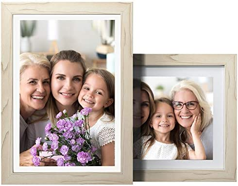 Dragon Touch Digital Picture Frame WiFi 10 inch IPS Touch Screen HD Display, 16GB Storage, Auto-Rotate, Share Photos via App, Email, Cloud – Classic 10
