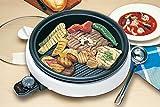 aroma asp 137 - 3.3 Quart Electric Super Pot & Grill