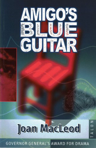 Amigo's Blue Guitar