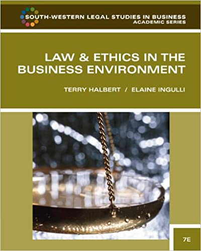Amazon law and ethics in the business environment south law and ethics in the business environment south western legal studies in business academic 7th edition kindle edition fandeluxe Image collections