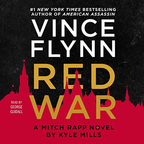 Red War: A Mitch Rapp Novel, Book 15 by Simon & Schuster Audio