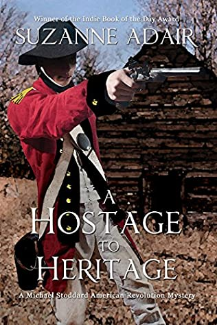 book cover of A Hostage to Heritage