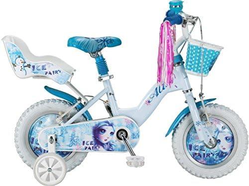 Bicicleta Infantil Niña Altec Ice Fairy 12 Pulgadas Freno ...