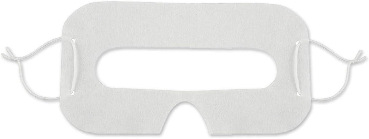 ds. distinctive style Cubierta desechable para ojos VR 20 piezas Higiene para ojos Cubierta facial Cubierta universal para HTC VIVE, PSVR Playstation VR, Oculus Rift