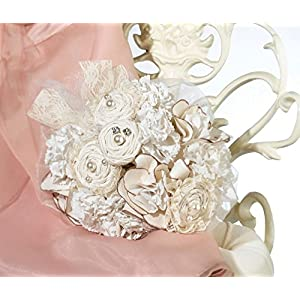 """Lillian Rose 8"""" Country Casual Bouquet 2"""