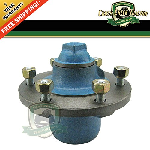 C9NN1104D NEW Ford Tractor Front Hub 5000, 5100, 5200, 7000, 7100, 7200, 5600+ (Front Hub 5600)
