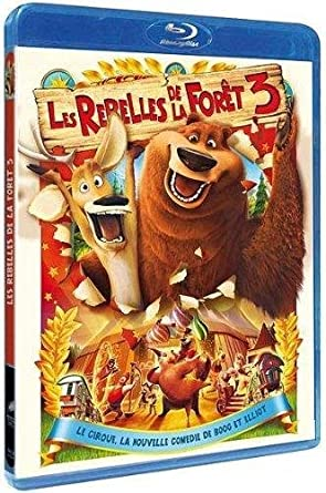 Les Rebelles De La Forêt 3 Blu Ray Dvd Blu Ray Amazon Fr
