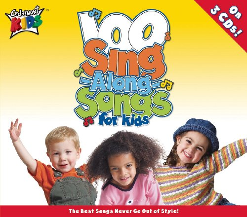 Preschool Cd - 100 Singalong Songs For Kids