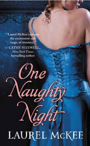 One Naughty Night (The Scandalous St. Claires Book 1)