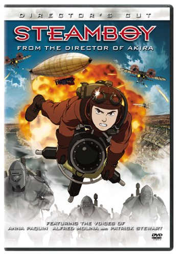 Steamboy: Director's Cut from Sony