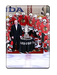 Easter Karida's Shop New Style 5224858K497164239 chicago blackhawks (3) NHL Sports & Colleges fashionable iPad Air cases