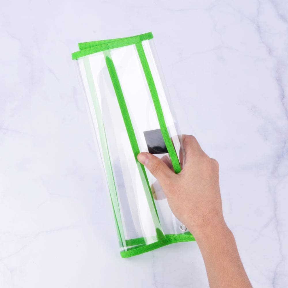 10 x 14 inches,6 Colors,5pcs Each Dry Erase Pockets 30 Pack Eathtek Reusable Dry Erase Sleeves / Perfect for Your Office,School,Classroom,Children /& More