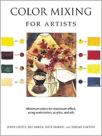 The Art of Color Mixing: Minimum colors for maximum effect, using ...