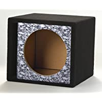 Atrend GFX Series 15SVR-Reaper Black Skull Pattern Single Vented 15 Subwoofer Enclosure