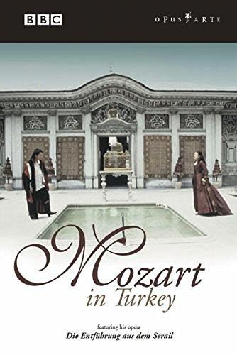 Mozart in Turkey - Die Entfuhrung aus dem Serail / Groves, Kodalli, Rancatore, Atkinson, Rose, Mackerras, Scottish Chamber Orchestra (Best Opera Companies In The Us)