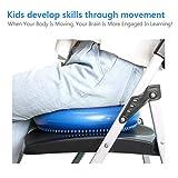 WIWAPLE Wiggle Seat, Inflatable Stability Balance