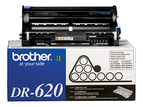 Brother Dr-620 DCP-8070 8880 8085 Hl-5340 5350 5370 5380 Mfc-8370 8380 8480 8680 8690 8880 8890 Drum Unit - Retail Packaging Brother Dr520 Replacement Drum