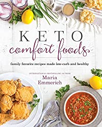 Image of the product Keto Comfort Foods: that is listed on the catalogue brand of Victory Belt Publishing.