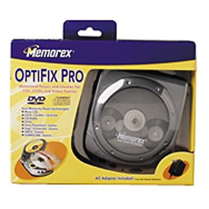 amazon com memtek 32020017474 optifix pro optical media cleaning rh amazon com memorex optifix pro user manual