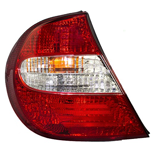 - Drivers Taillight Tail Lamp Replacement for Toyota 81560-AA050