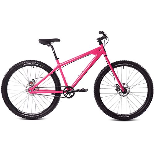 Cheap Swobo Mutineer Single Speed Mountain Bike (Frame Size : 20-Inch/X-Large), Pink