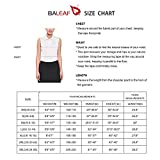BALEAF Women's Golf Sleeveless Polo Shirts Tennis