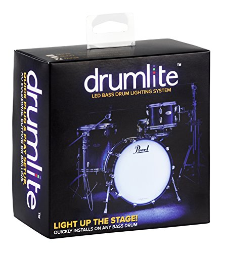 Drumlite DLK22 Single LED Band Light Kit for 22-Inches Kick Drums by DrumLite (Image #2)