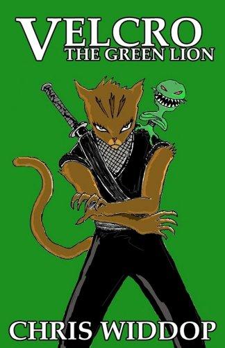 Velcro: The Green Lion (The Ninja Kat) (Volume 2): Chris ...