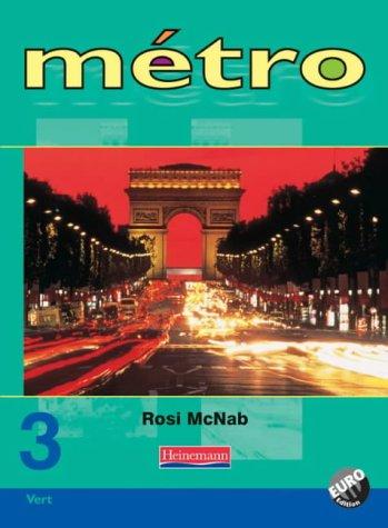 Download Metro 3 Vert: Pupil Book - Revised Edition ebook