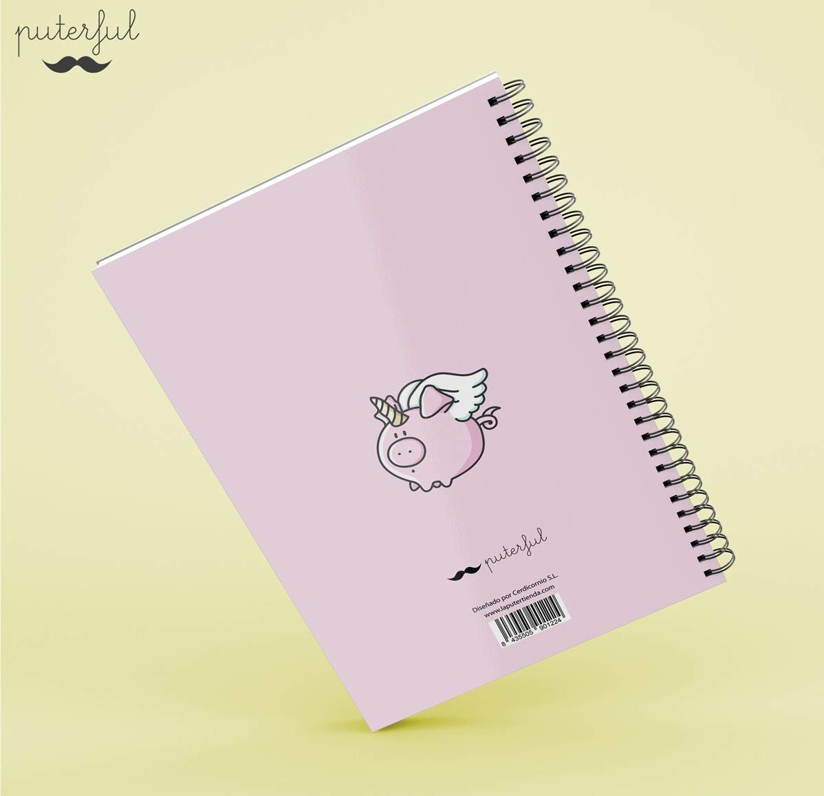 Puterful Cuaderno A4 Los Pantalones no Pero los Dulces mr ...