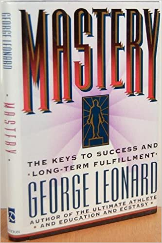 Book Leonard George : Mastery (Hbk)