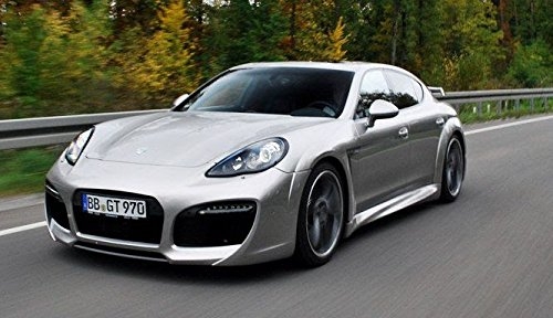 Amazon.com: Porsche Panamera TechArt Grand GT Style Front Bumper Look: Automotive