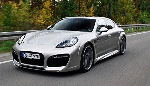 Amazon.com: Porsche Panamera TechArt Grand GT Style Front Bumper Look: Automotive
