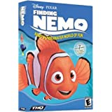 Finding Nemo: Underwater World of Fun (Jewel Case) (PC & Mac)