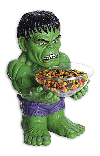 Marvel The Incredible Hulk Candy Bowl Holder (9