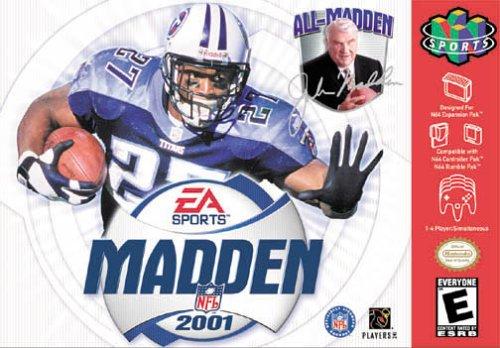 Madden NFL 2001 Pc