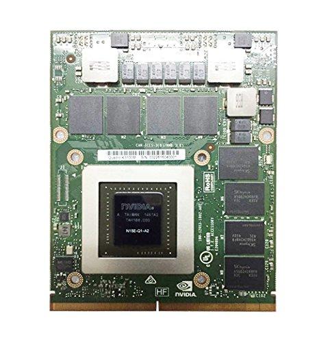 Original New for Dell Precision M6600 M6800 Mobile Workstation Laptop NVIDIA Quadro K3100M 4GB GDDR5 N15E-Q1-A2 Graphics Video Card MXM VGA Card Upgrade Replacement (Vga Nvidia Quadro)